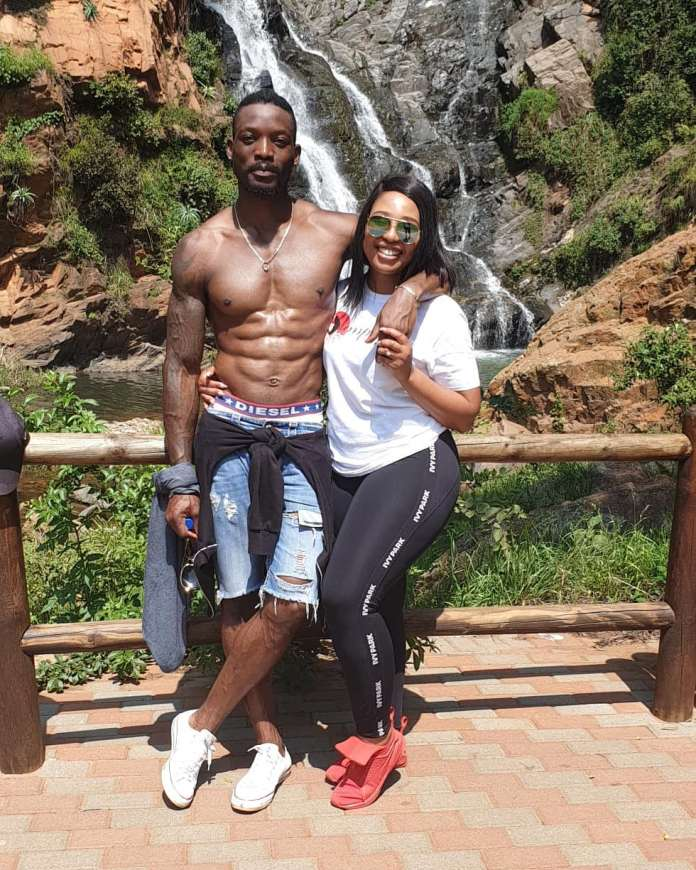 Phindile and Bae
