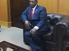 VP Constantino Chiwenga