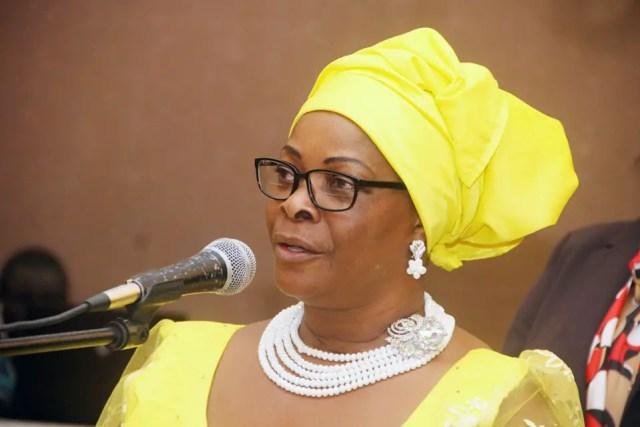 Zambian first lady Esther Lungu