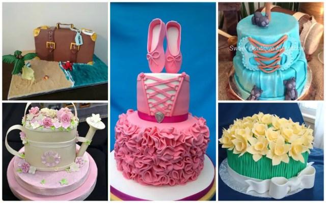 Cake decorator