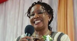 Cde Auxillia Mnangagwa