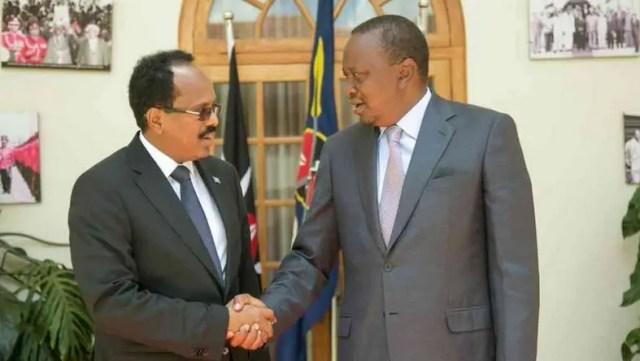 Kenya-Somalia border dispute