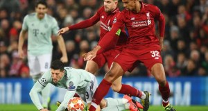 Liverpool v FC Bayern Munich
