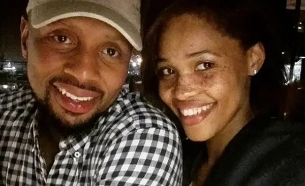 Phat Joe and Palesa Morgan