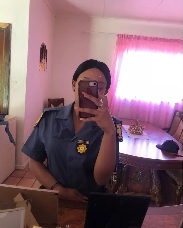 Police officer Issa