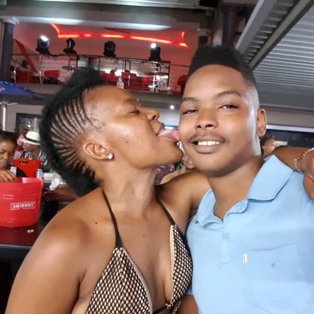Zodwa and Ntobeko Linda