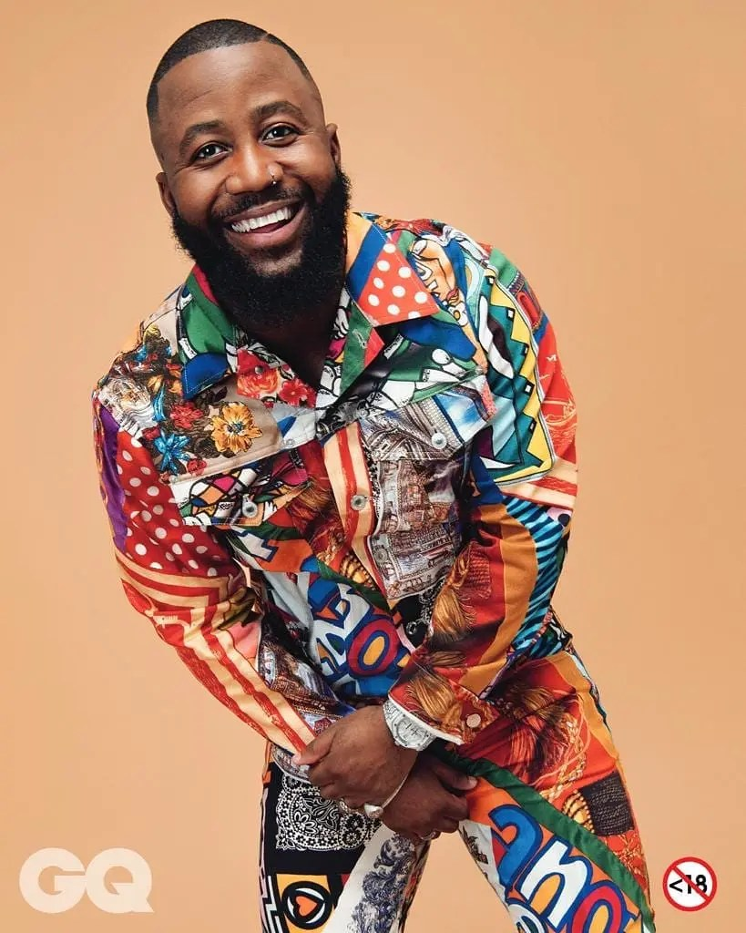 Nyovest cries foul on people not embracing South African