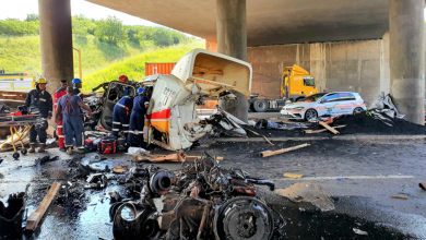 Photo of 1 Dead 3 Injured in Horror Truck Accident