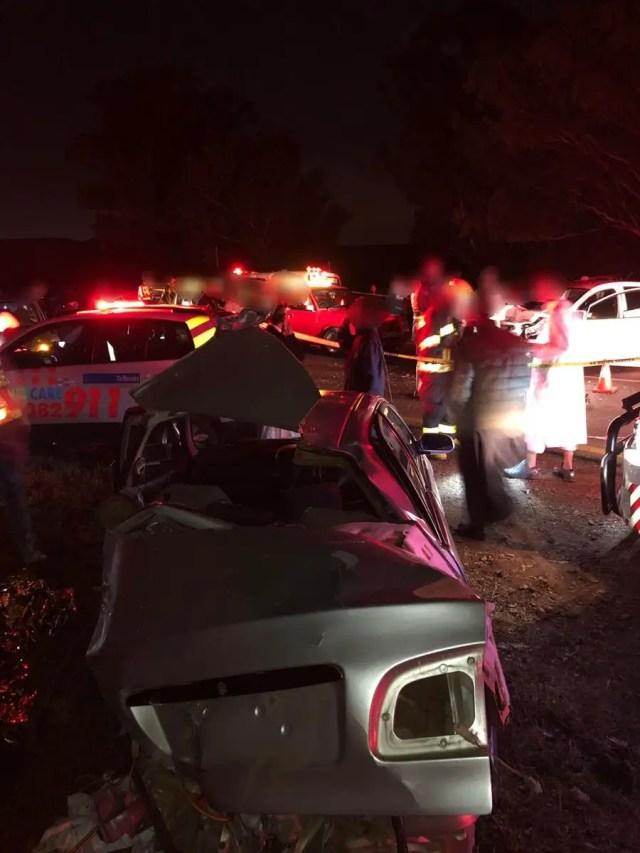 Walkerville Accident