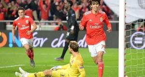 Benfica 4-2 Eintracht Frankfurt