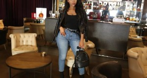 Faith Nketsi in Cape Town