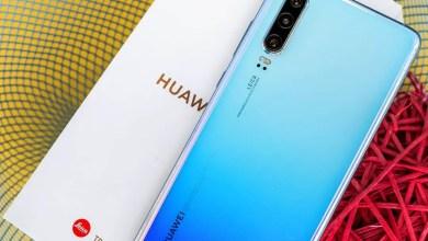 Huawei P30 and Huawei P30