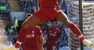 Liverpool 2 - 0 Cardiff City