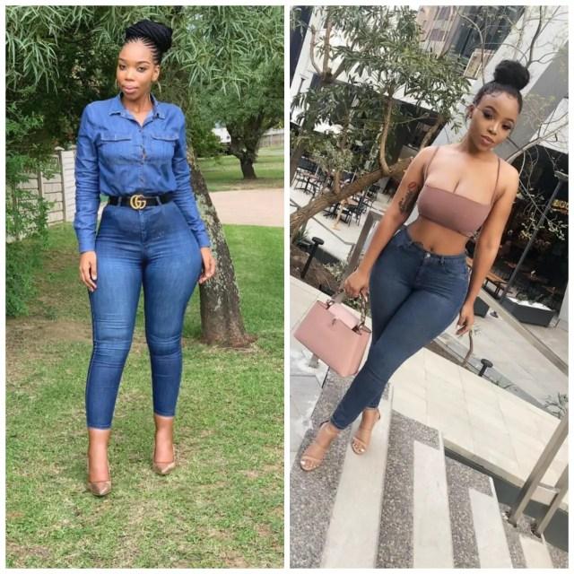 Lulu Menziwa vs Faith Nketsi