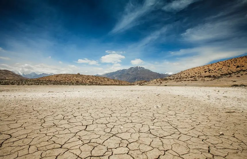 SA drought