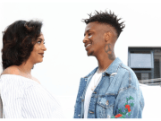 Nicole Chinsamy and Emtee