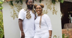 Sjava and Lady Zamar