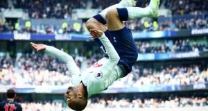 Tottenham 4 - 0 Huddersfield