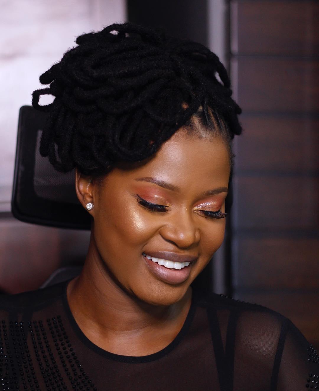 zenande mfenyana's favourite dreadlock styles - pictures
