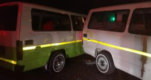 4 Taxis Accident