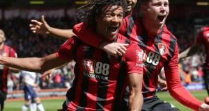 Bournemouth 1 - 0 Tottenham