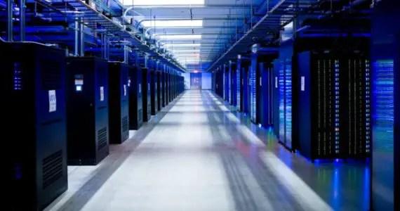 European data centre