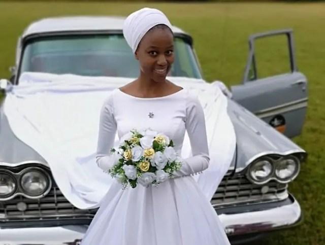 Innocentia Manchidi Wedding