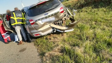 Photo of Two injured in Roodepoort Accident