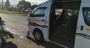 School children Injured