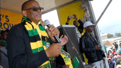 Photo of Ace Magashule runs it alone after Jacob Zuma fails to appear
