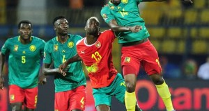 Cameroon 2 - 0 Guinea-Bissau