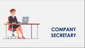 Company Secretary