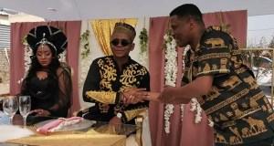 Cornet Mamabolo's Traditional Wedding3