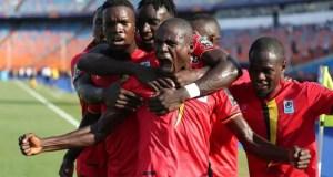 DR Congo 0-1 Uganda