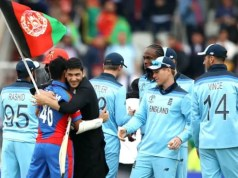 England beat Afghanistan