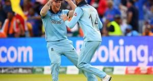 England beat India