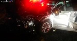 Free State car crash
