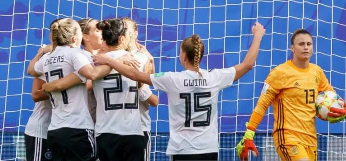 Germany 1 - 0 Spain