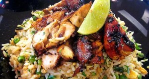 Lemon and lime chicken