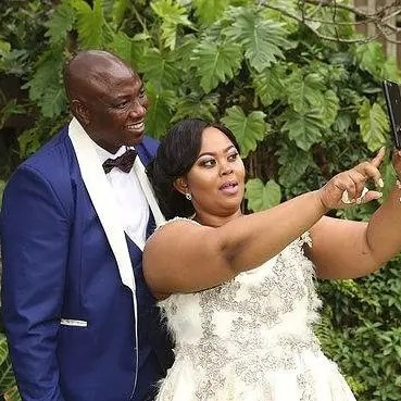 MaYeni Mseleku's Wedding