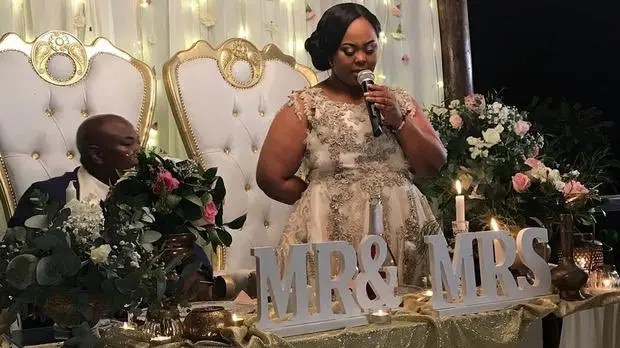 MaYeni's wedding
