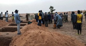 Mali massacre victims