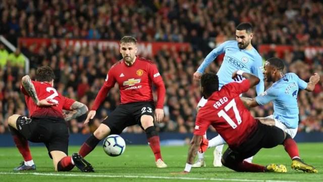 Manchester Derby 9 December 2019