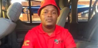 Moafrika Oliver Mabogwana