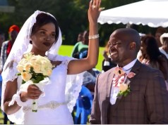 Mr and Mrs Ngubane