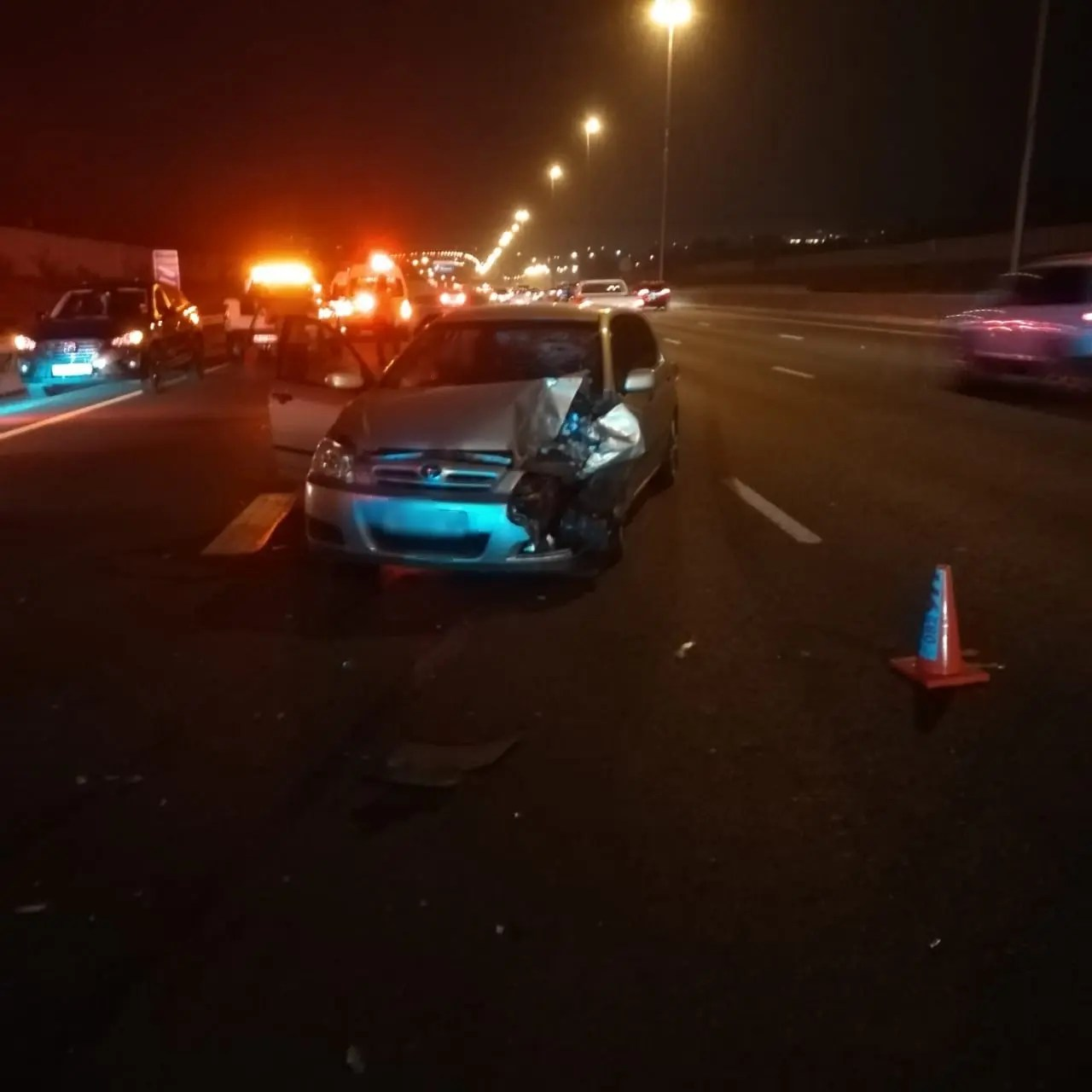Two injured in N3 Accident | News365 co za