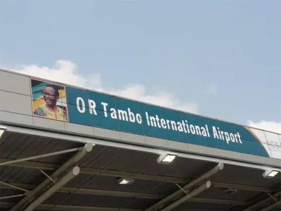 Oliver Tambo International Airport
