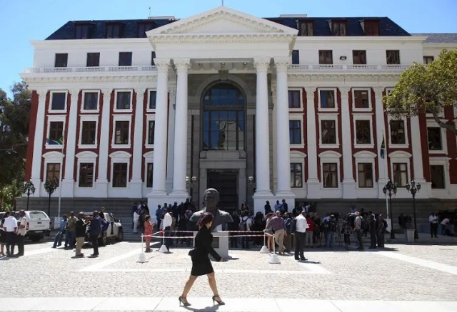 Cape Town Paliament