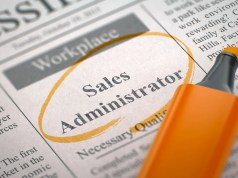 Sales Administrator