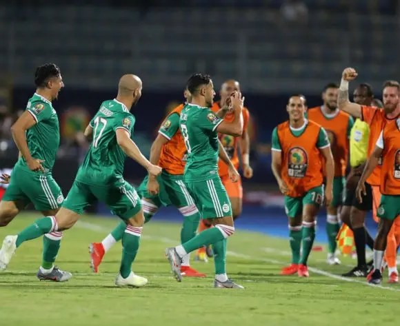 Senegal 0 - 1 Algeria